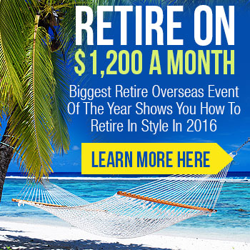 Retire Overseas Conference