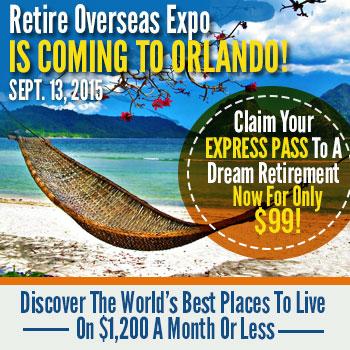 Retire Overseas Expo