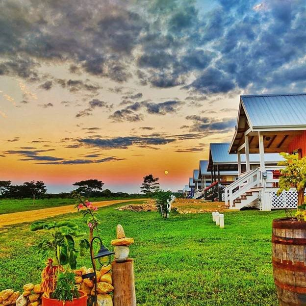 Carmelita Gardens, a beautiful community for expats in Belize