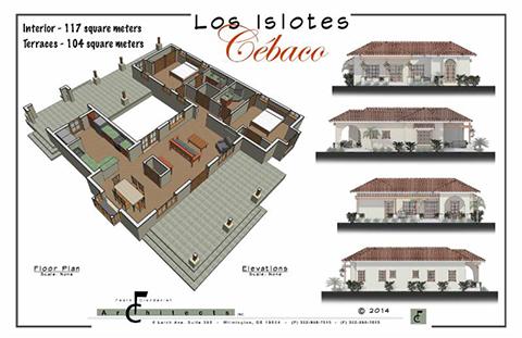 Los Islotes Casa