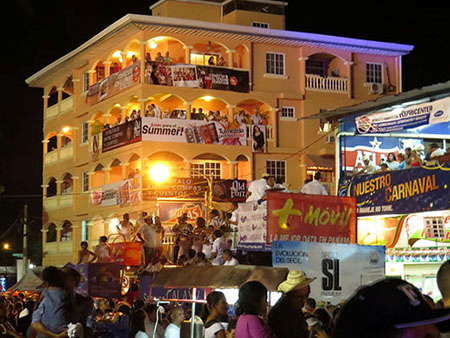 Hotels in Las Tablas fill up mon