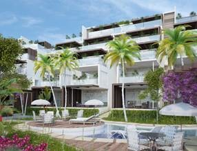 Terrazas by Bahia Principe is a new contemporary-style condo.