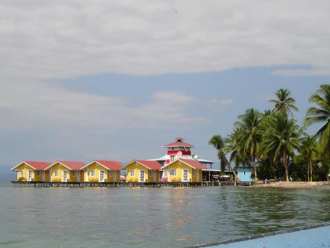 Isla Carenero in Bocas del Toro