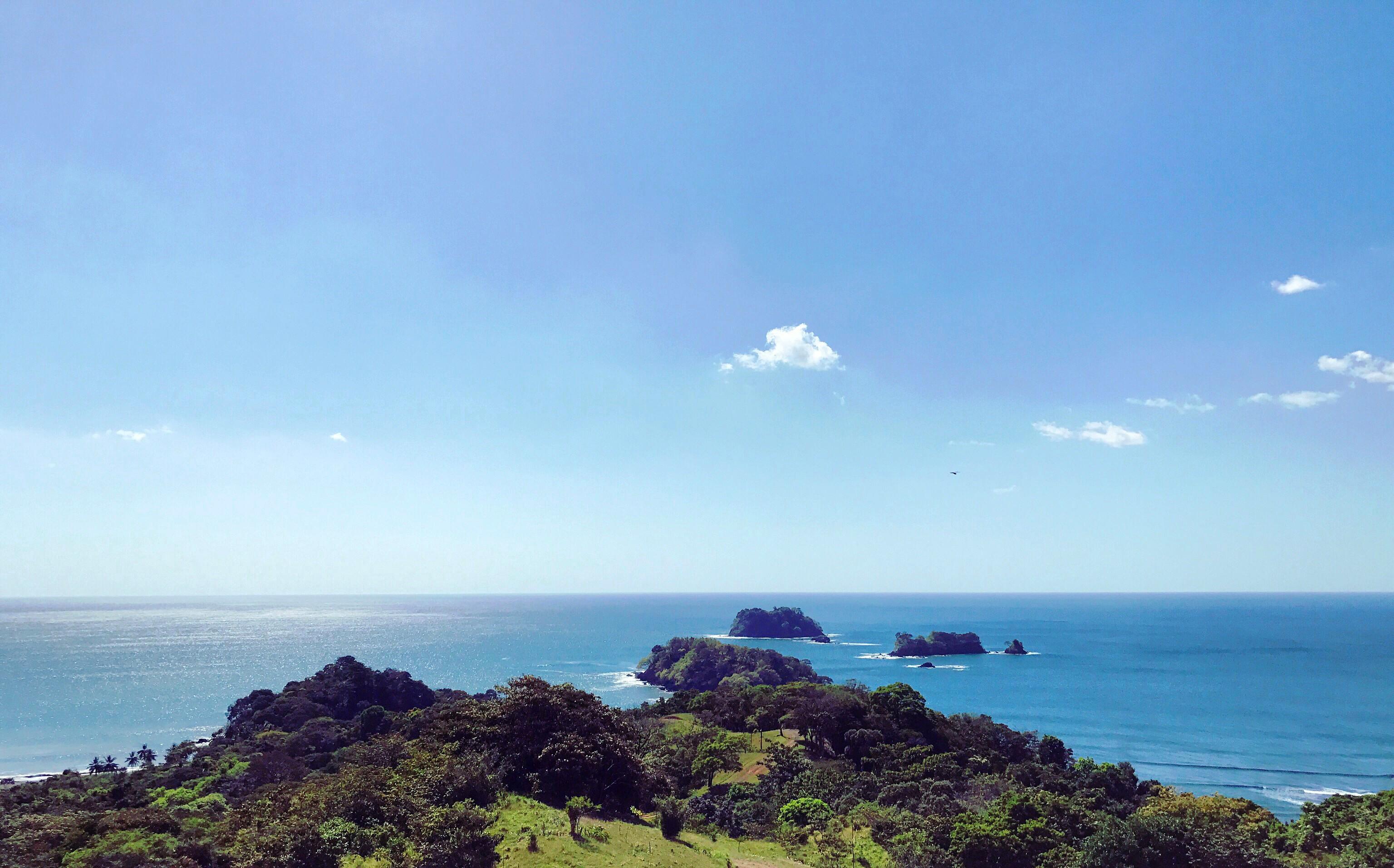 Los Islotes' ocean view