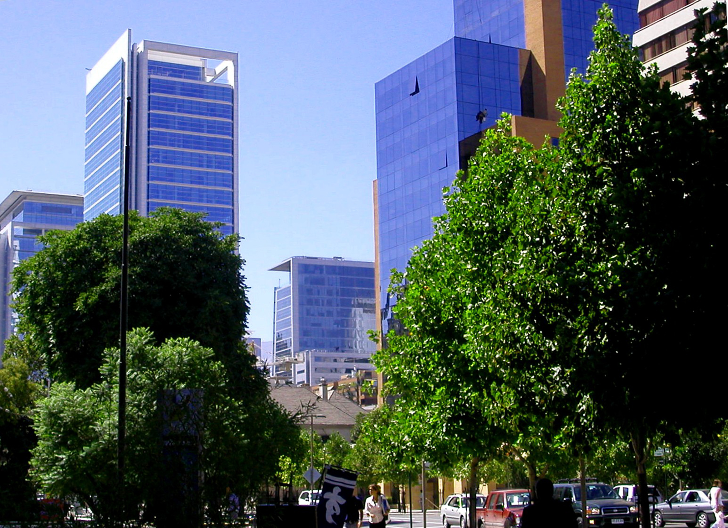 Las Condes: Elegant city living in Santiago