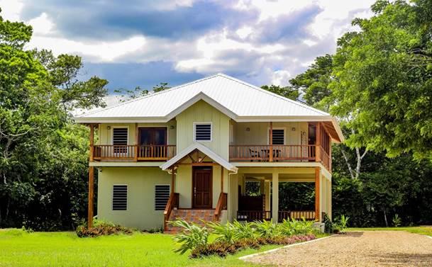 Casa Carmelita, Belize