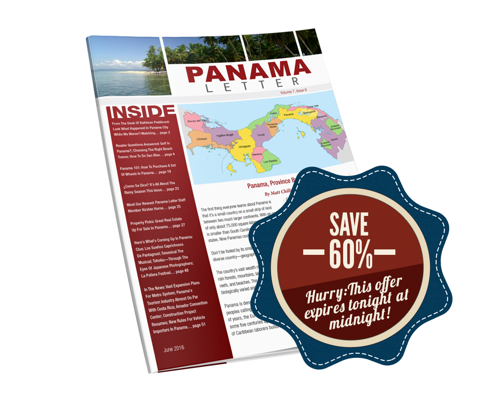 Save Big On Live And Invest In Panama Resources