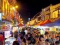 Jonker Street in Malacca