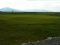 A golf course in Ireland.