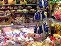 Italian produce at a delicatessen