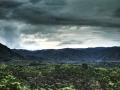 The lush mountains of Nicaragua.