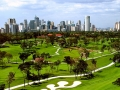 Golf Course in Manila