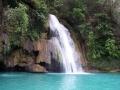 Kawasan Falls, Cebu, Philippines.