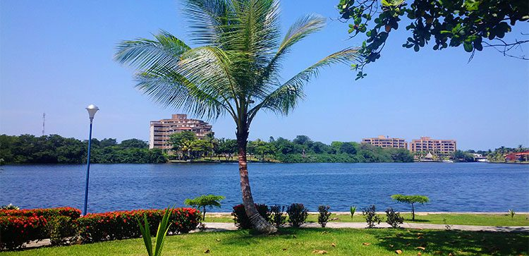 Rio chico is one of the main beach attractions for venezuelans and foreigners.