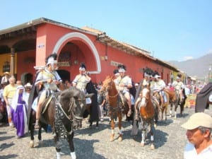 horses - romans centurions