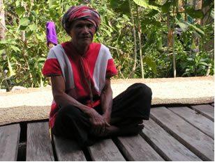 Karen Tribe Elder
