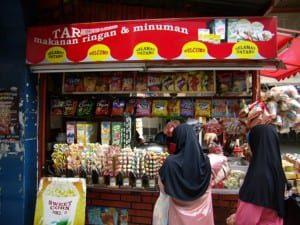 Junk Food Kiosk, Medan Tuanku