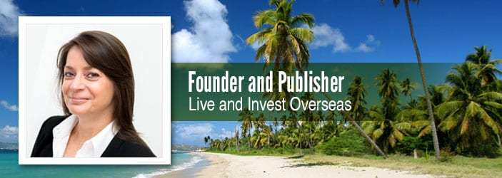 Kathleen Peddicord, Founder and Publisher of Live and Invest Overseas
