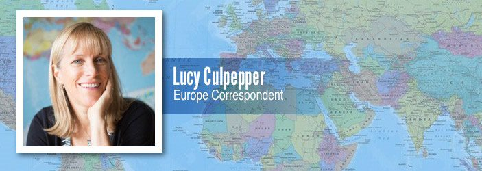 Lucy Culpepper, Europe Correspondent