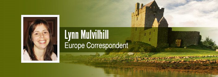 Lynn Mulvihill, Europe Correspondent