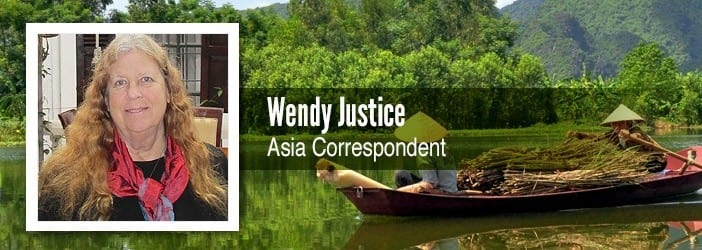Wendy Justice, Asia Correspondent