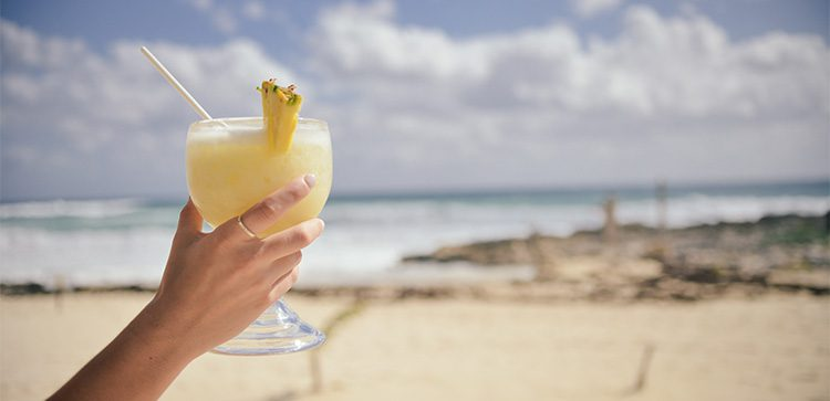 Lift your pina coladas for the best countries to retire on social security