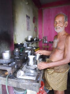 Tea Wallah in India
