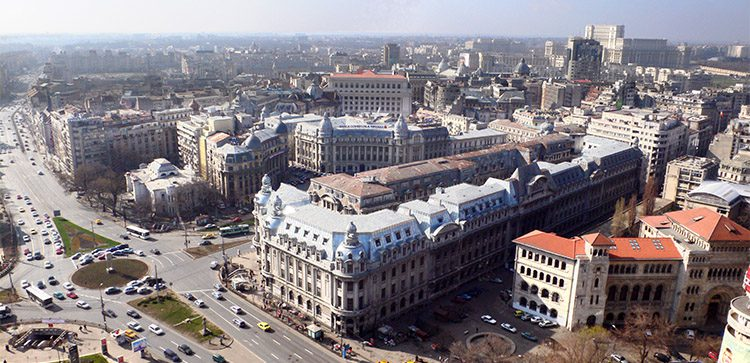 Bucharest, Romania, offers Western Europe without the price tag.