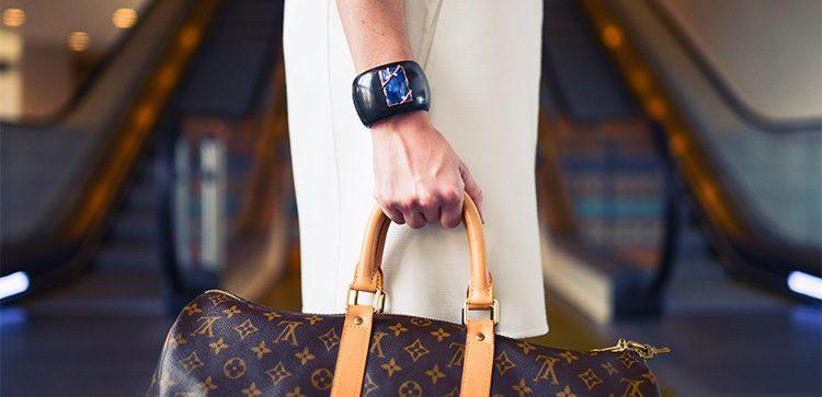 Shopping overseas is an increasingly popular idea.