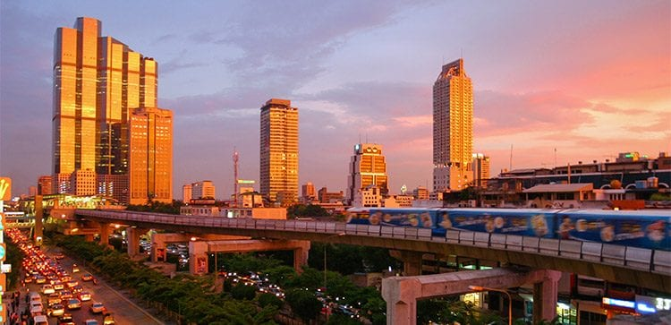 Real Estate Markets In Thailand And China: Boom and Bust?