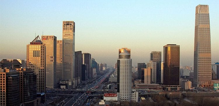 Expat Life In Beijing China is more manageable as renewals are being made.