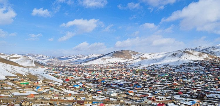 Investment In Ulaanbaatar sounds promising for the coming years.