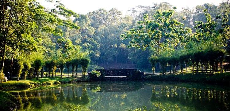 Lake Hutan Bandar in Johor Bahru is testament of the beauty of this land. - Retire To Johor Bahru Malaysia