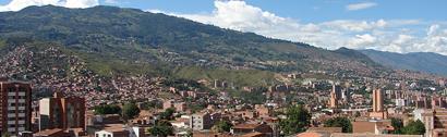 Live in Medellin