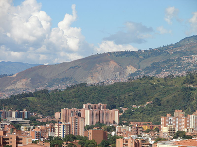 retire in colombia