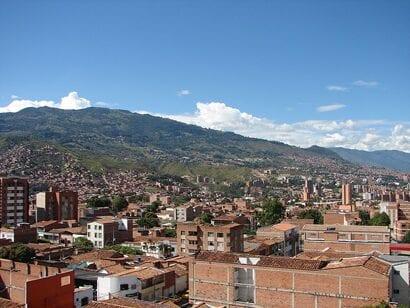 Life in Medellin