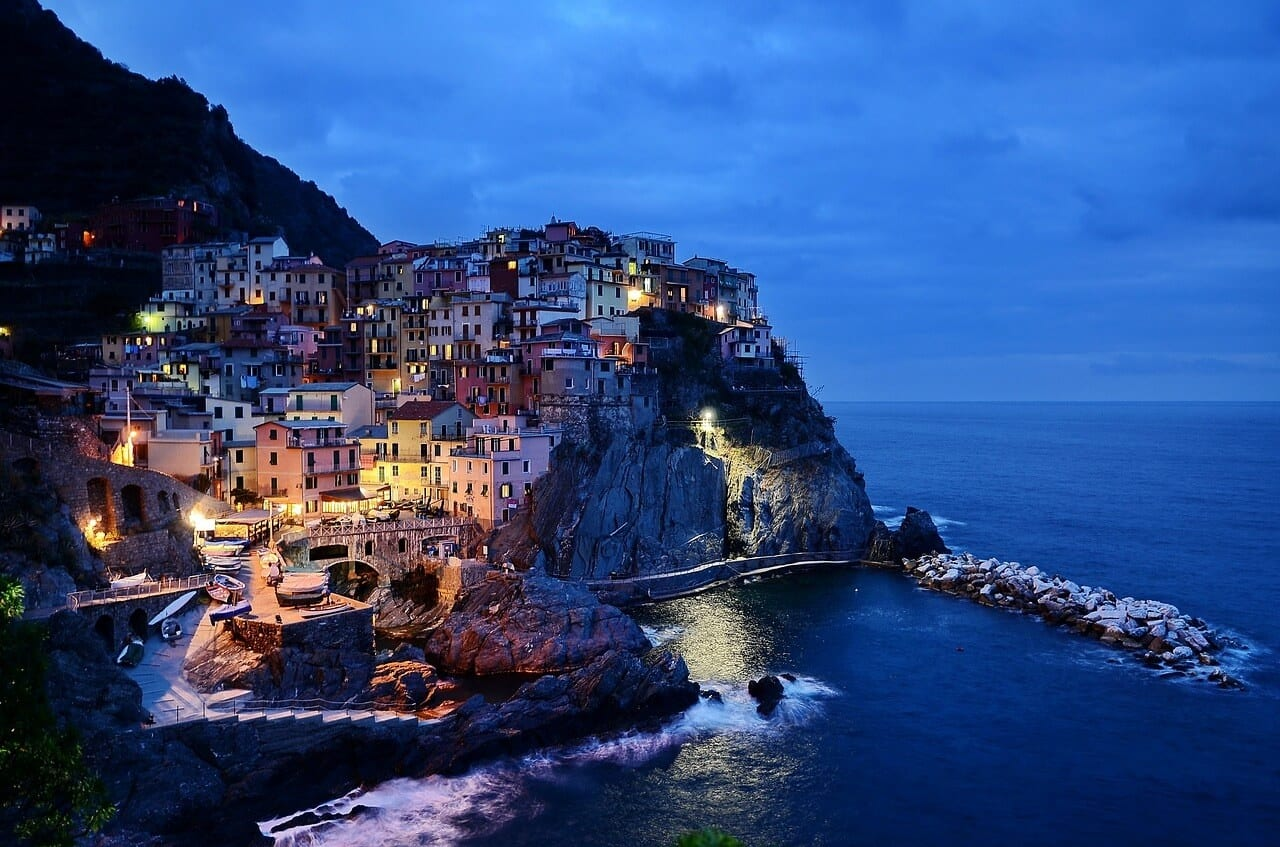 The landscape of Italy and France offer some of the best Europe has in store.