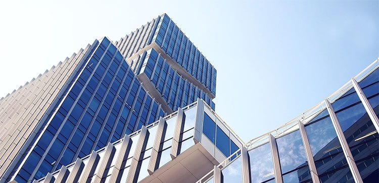 High rise business office - tall as your dreams - Get Rich Slowly...