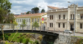 Cuenca is a great place to think about investing in real state.