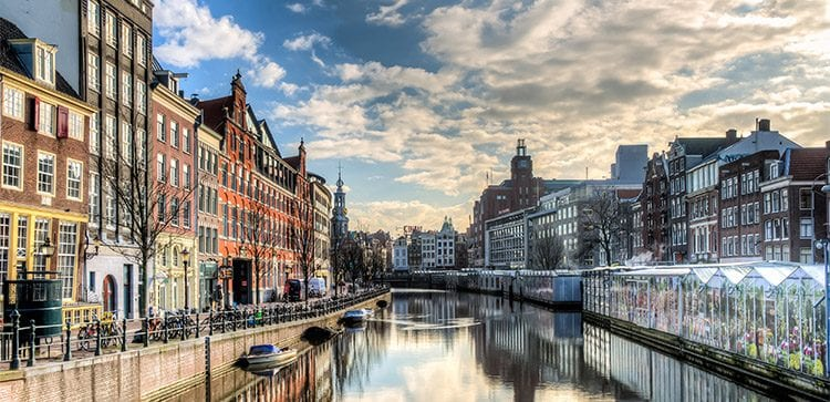 A Business Investment Visa Holland Lets you experience living in gorgeous cities like Amsterdam