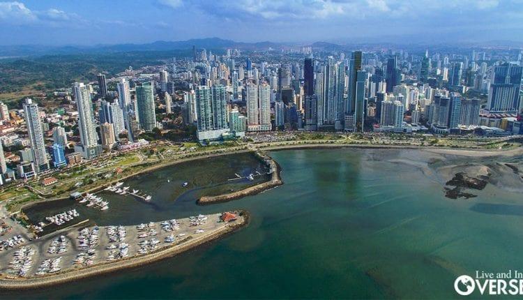 Panama City Bird's Eye View - Choose your rental property in Panama carefully.