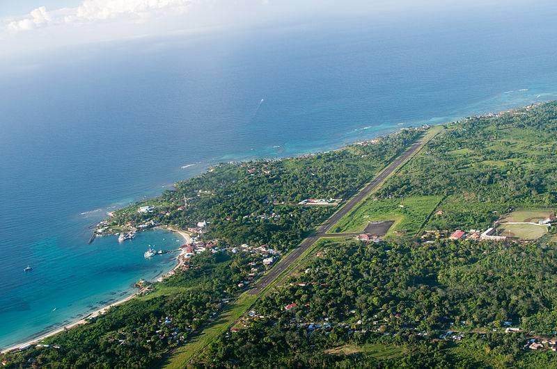 Aeropuerto Corn Island