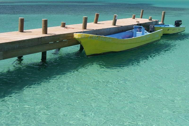 Bay at Roatán