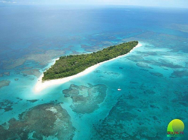 Bocas del toro, isla zapatilla