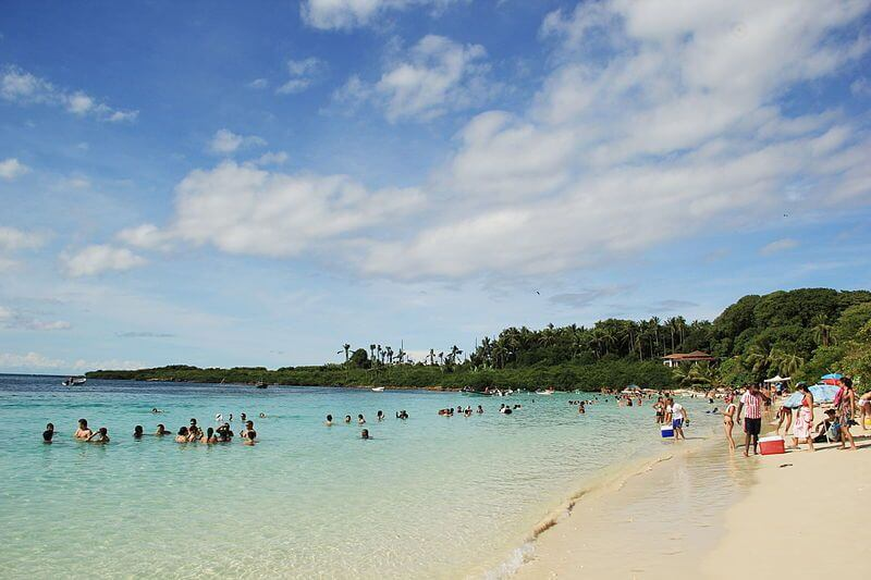 Isla Iguana, panama