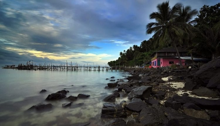 Malaysia offers sights like this beach and many perks with it's MM2H program.