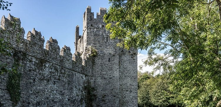 Retiring To Ireland comes with the perk of encountering breathtaking castles on a daily basis.