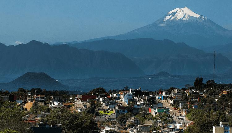 Xalapa Mexico View