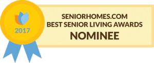 2017 Award Nominee From Senior Homes
