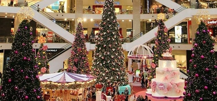 Celebrating Christmas in Malaysia